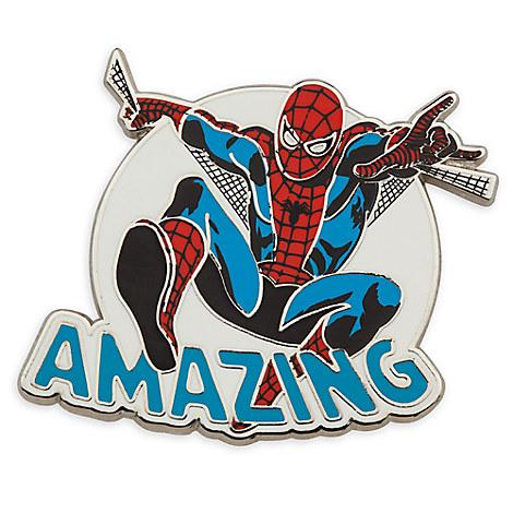 Amazing Spider-Man Pin