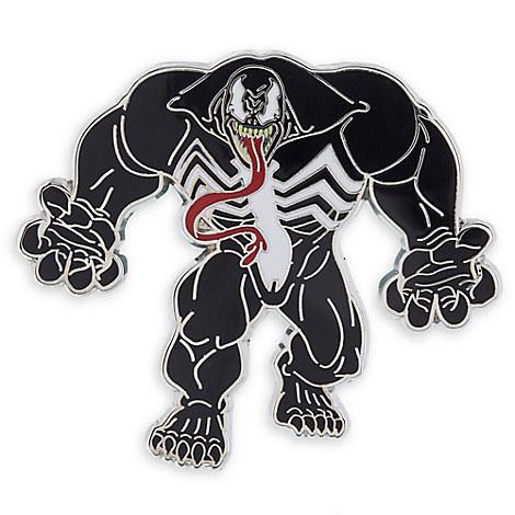 Venom Pin - Spider-Man