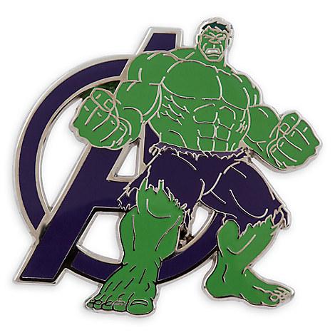 Hulk Pin - The Avengers