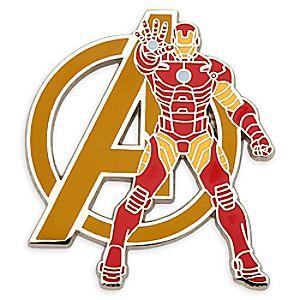 Iron Man Pin – The Avengers