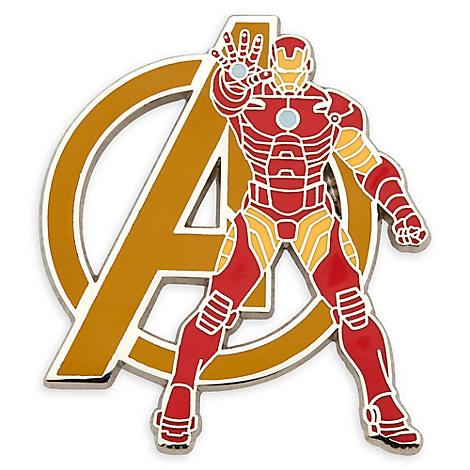 Iron Man Pin - The Avengers