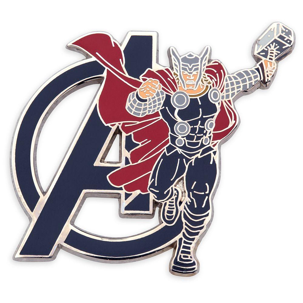 Thor Pin – The Avengers