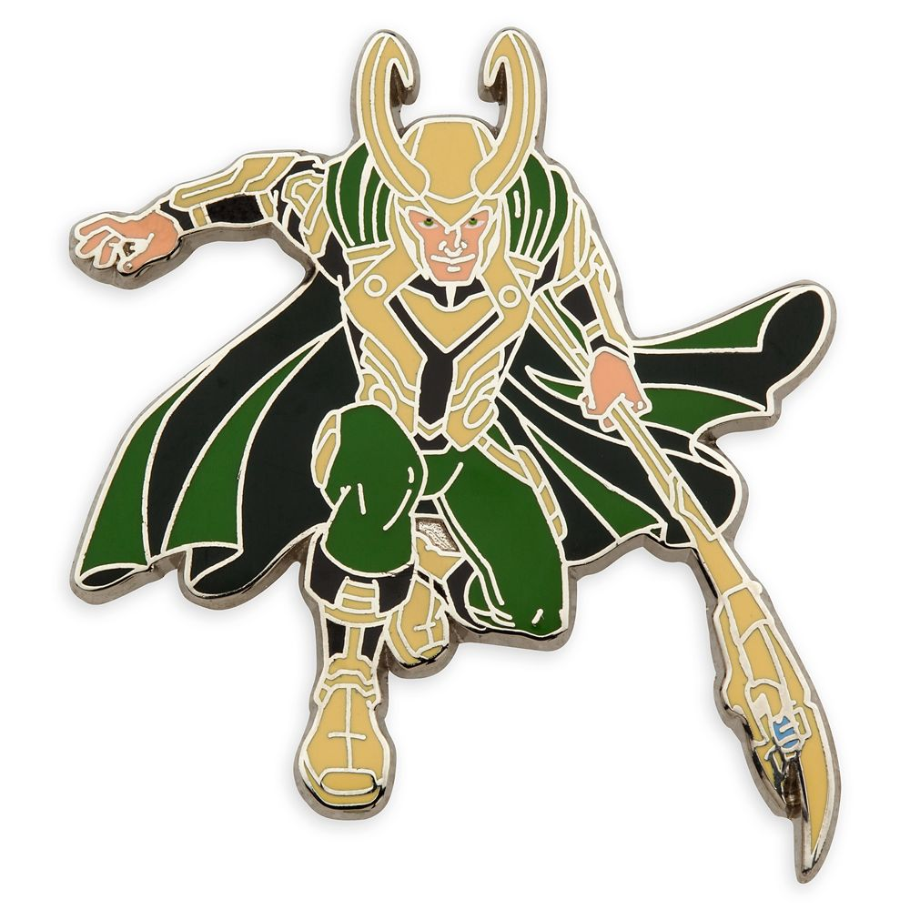 Loki Pin – The Avengers
