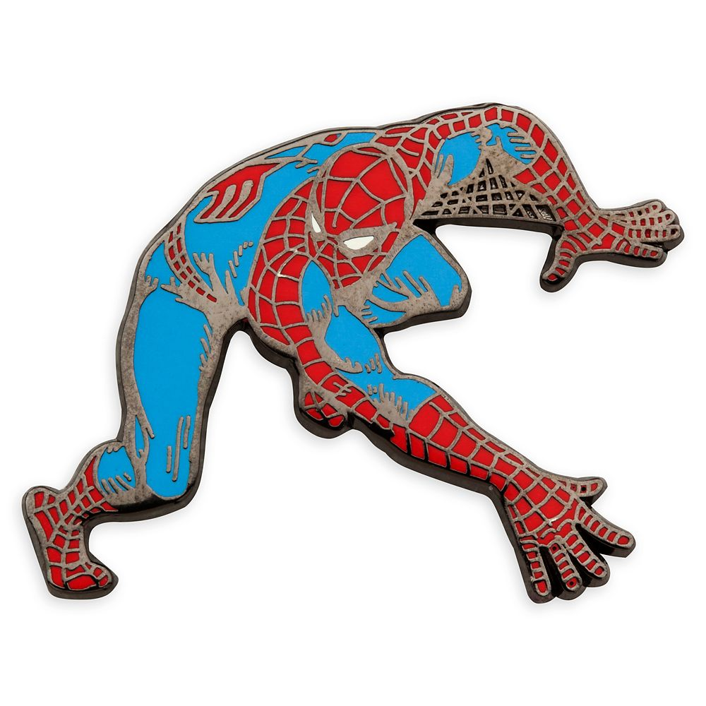 Spider-Man Pin