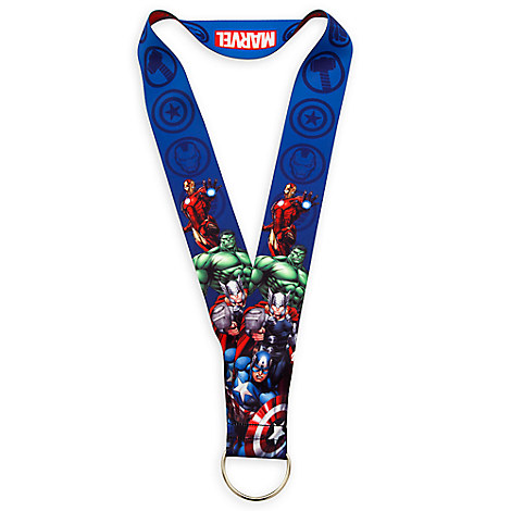 Marvel's The Avengers Lanyard