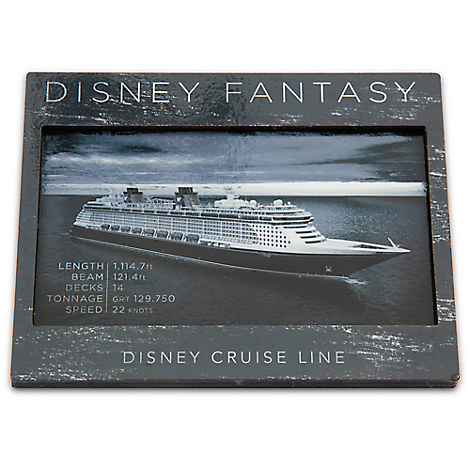 Disney Fantasy Magnet - Disney Cruise Line