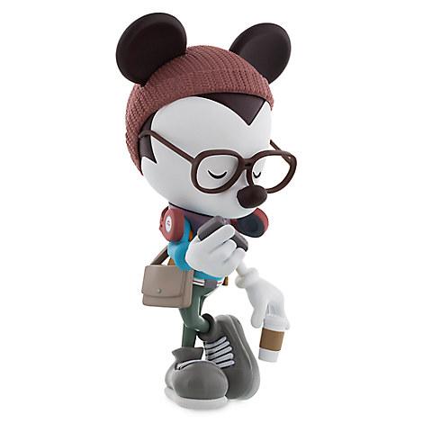 Hipster Mickey Special Edition Vinylmation Figure - Wonderground Gallery - 9''
