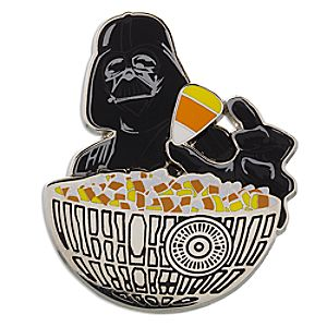 Darth Vader Halloween Pin – Star Wars