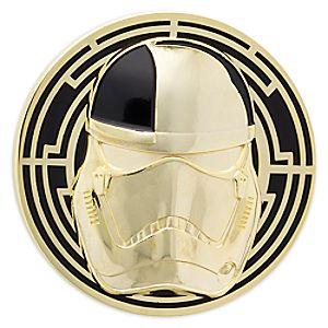 Judicial Stormtrooper Pin – Gold – Star Wars: The Last Jedi