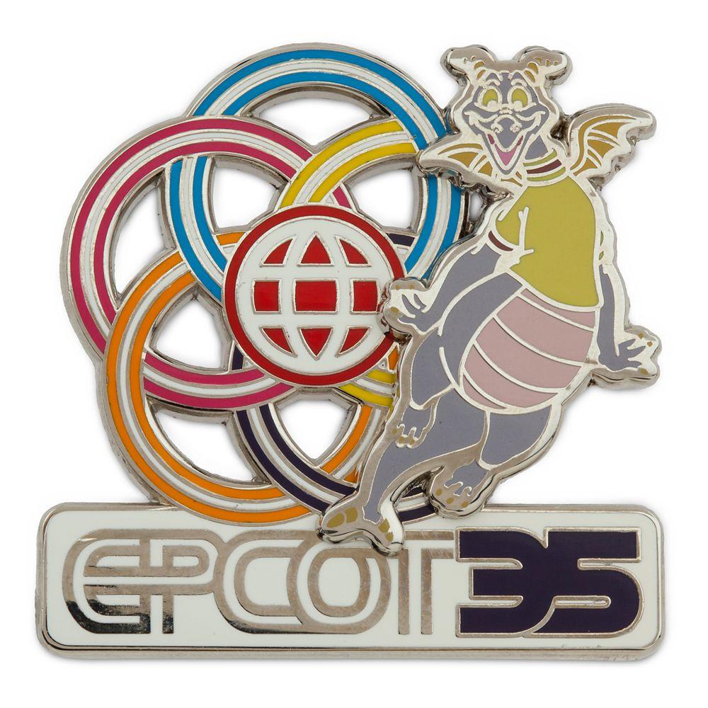 Figment Pin – Epcot 35th Anniversary