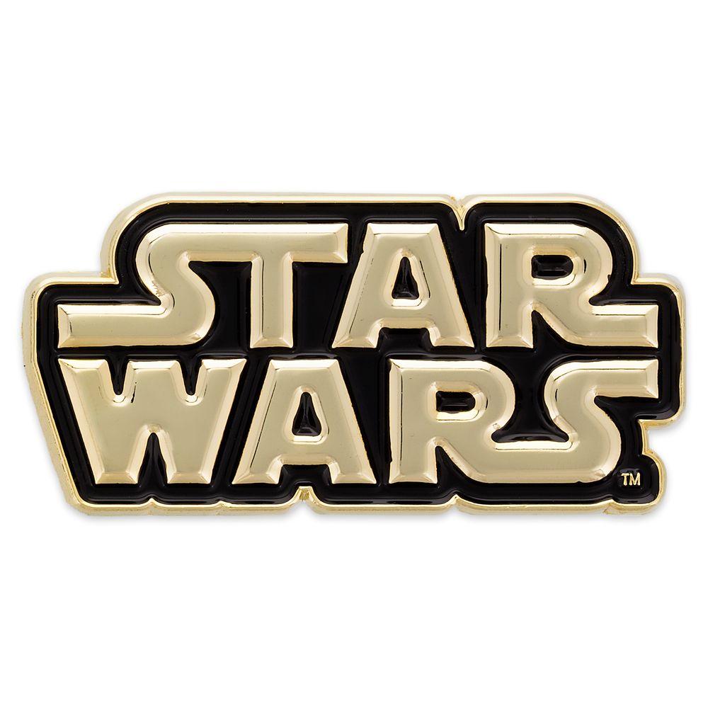 Star Wars Logo Pin | shopDisney