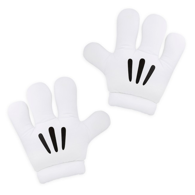 Mickey Mouse – Mickey Mitts Plush Gloves