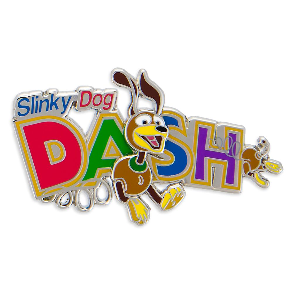 Slinky Dog Pin – Toy Story Land