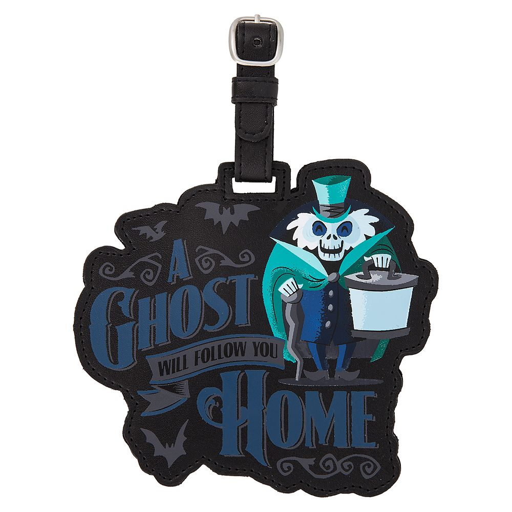 Haunted Mansion Luggage Tag