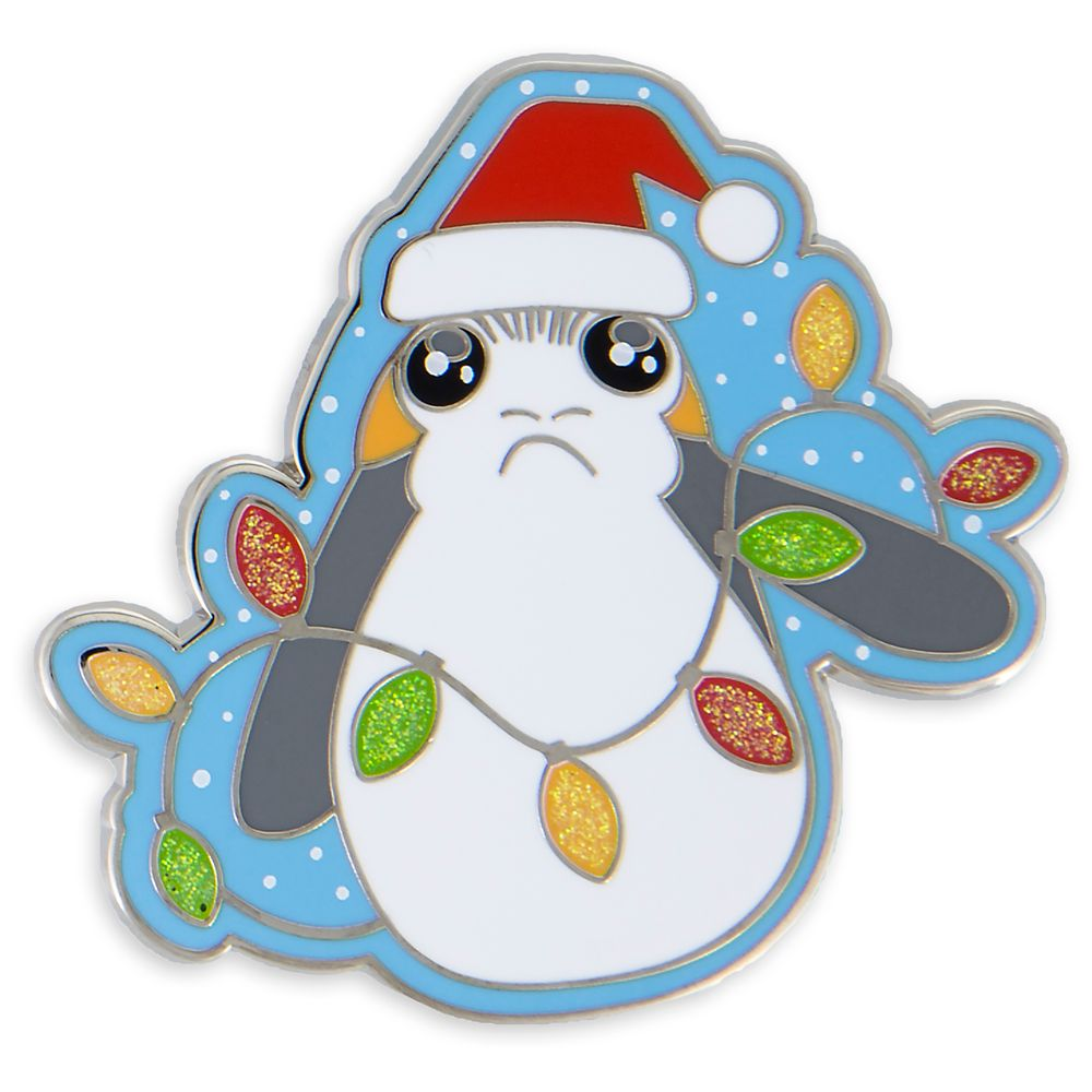 Porg Holiday Pin – Star Wars: The Last Jedi