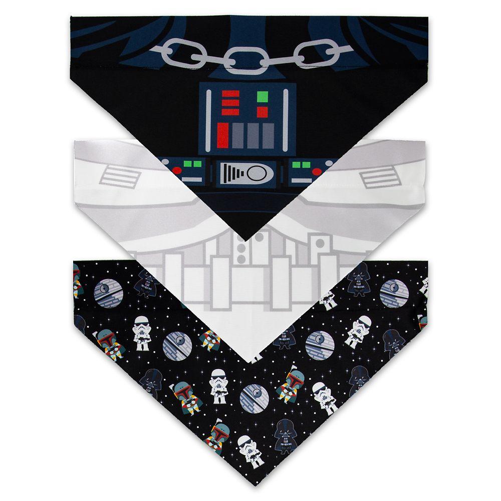 Star Wars Dog Bandana Set – Dark Side