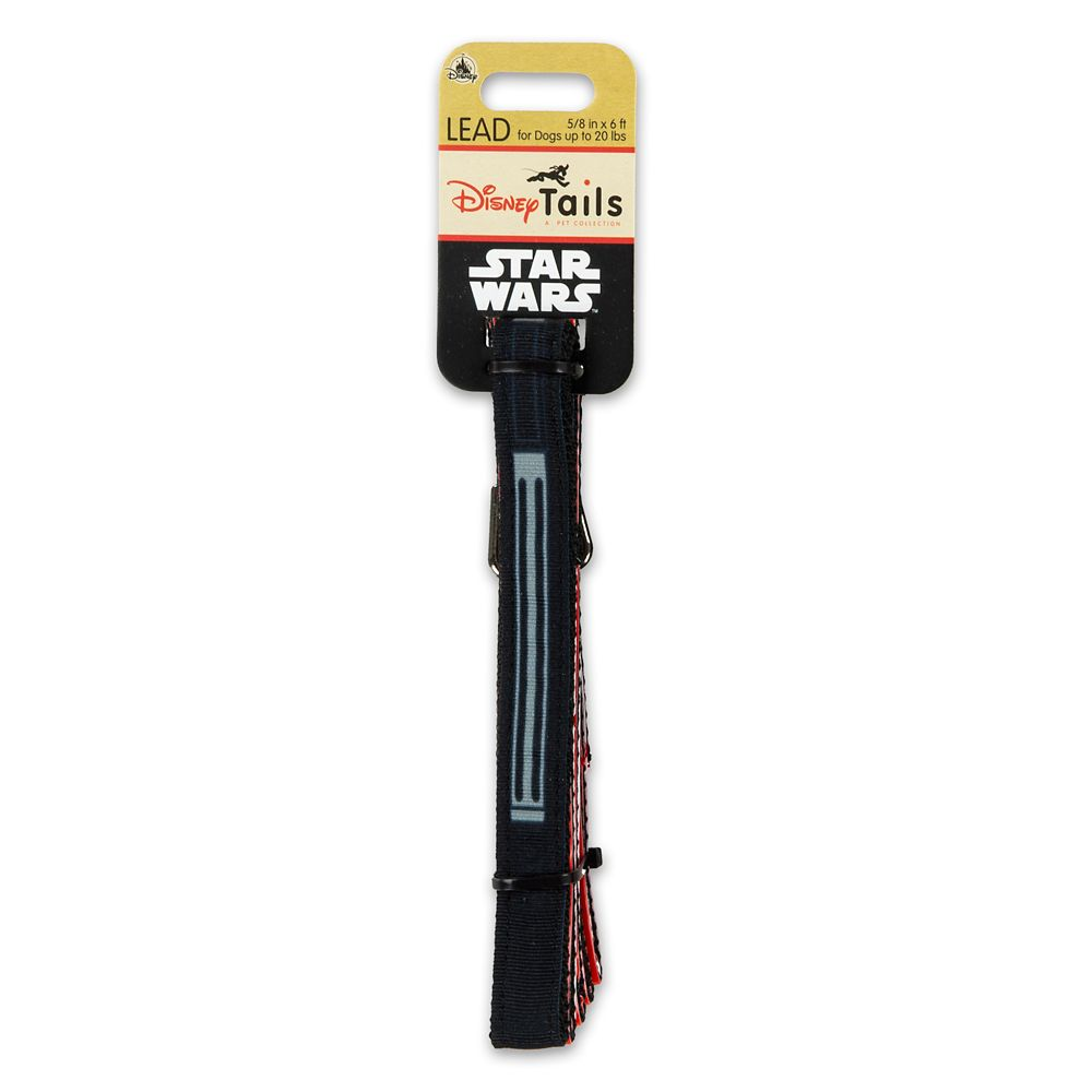 Darth Vader Lightsaber Pet Lead