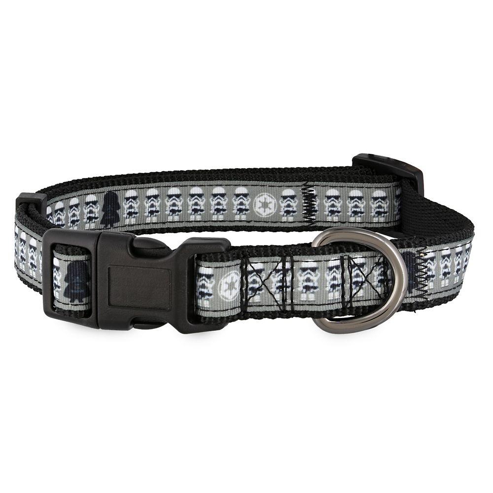 Star Wars Dark Side Dog Collar