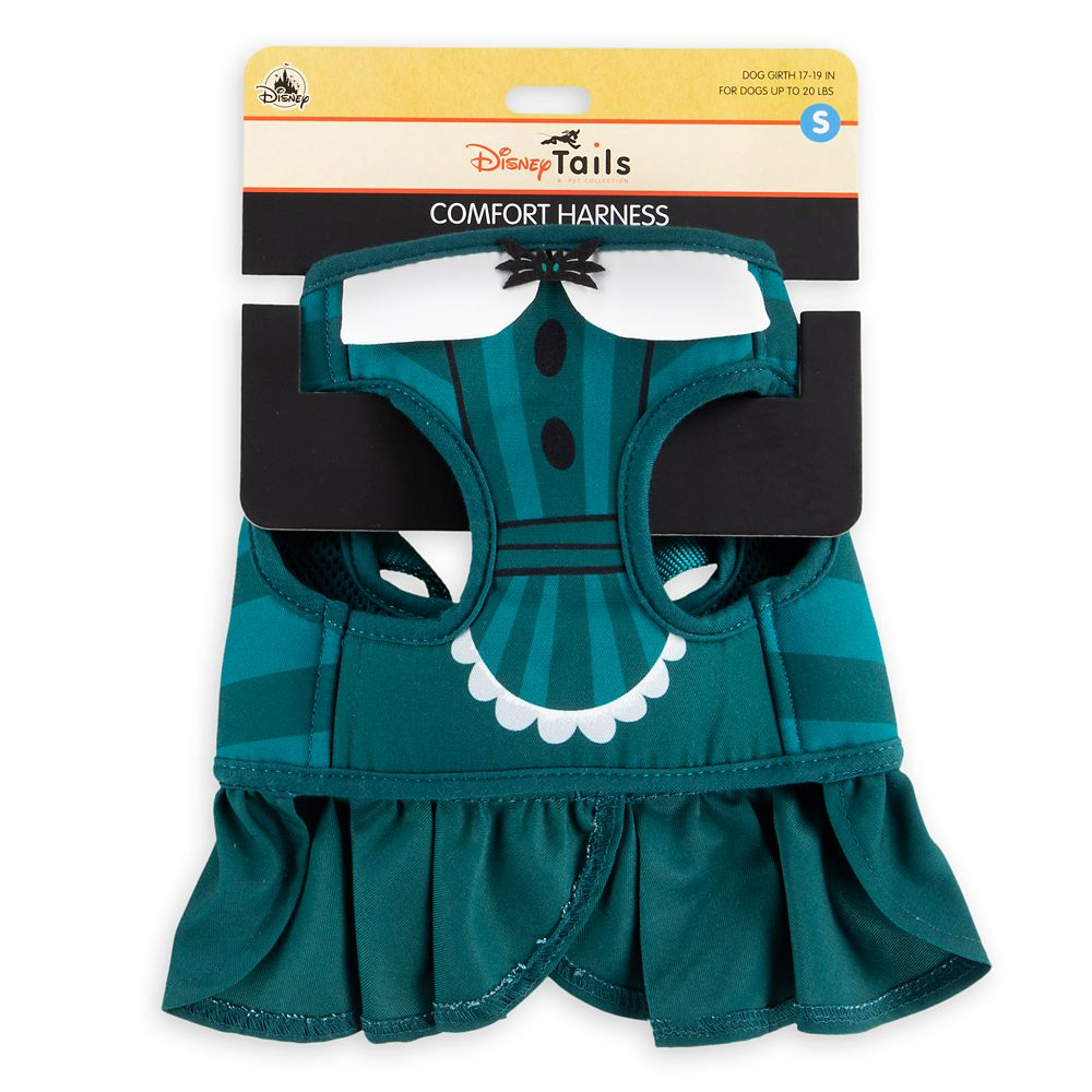 The Haunted Mansion Hostess Costume Pet Harness