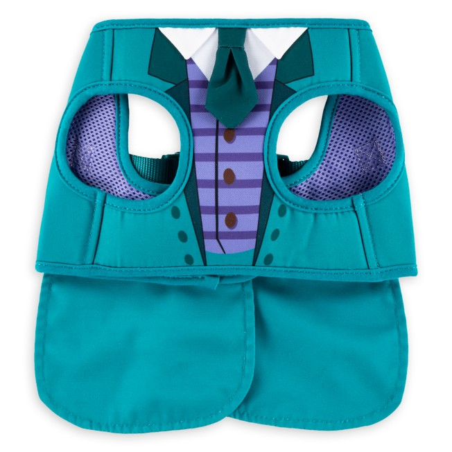 The Haunted Mansion Ghost Host Costume Pet Harness