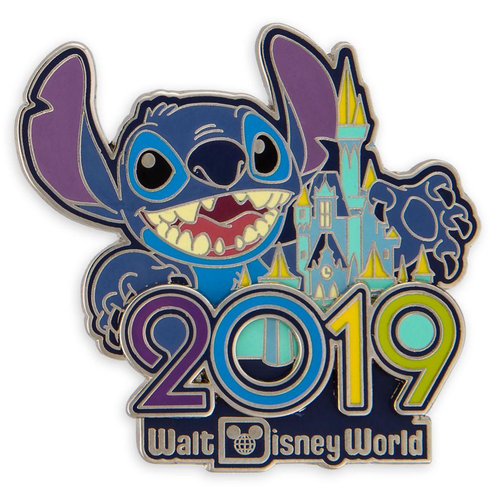 Stitch Walt Disney World Pin – 2019