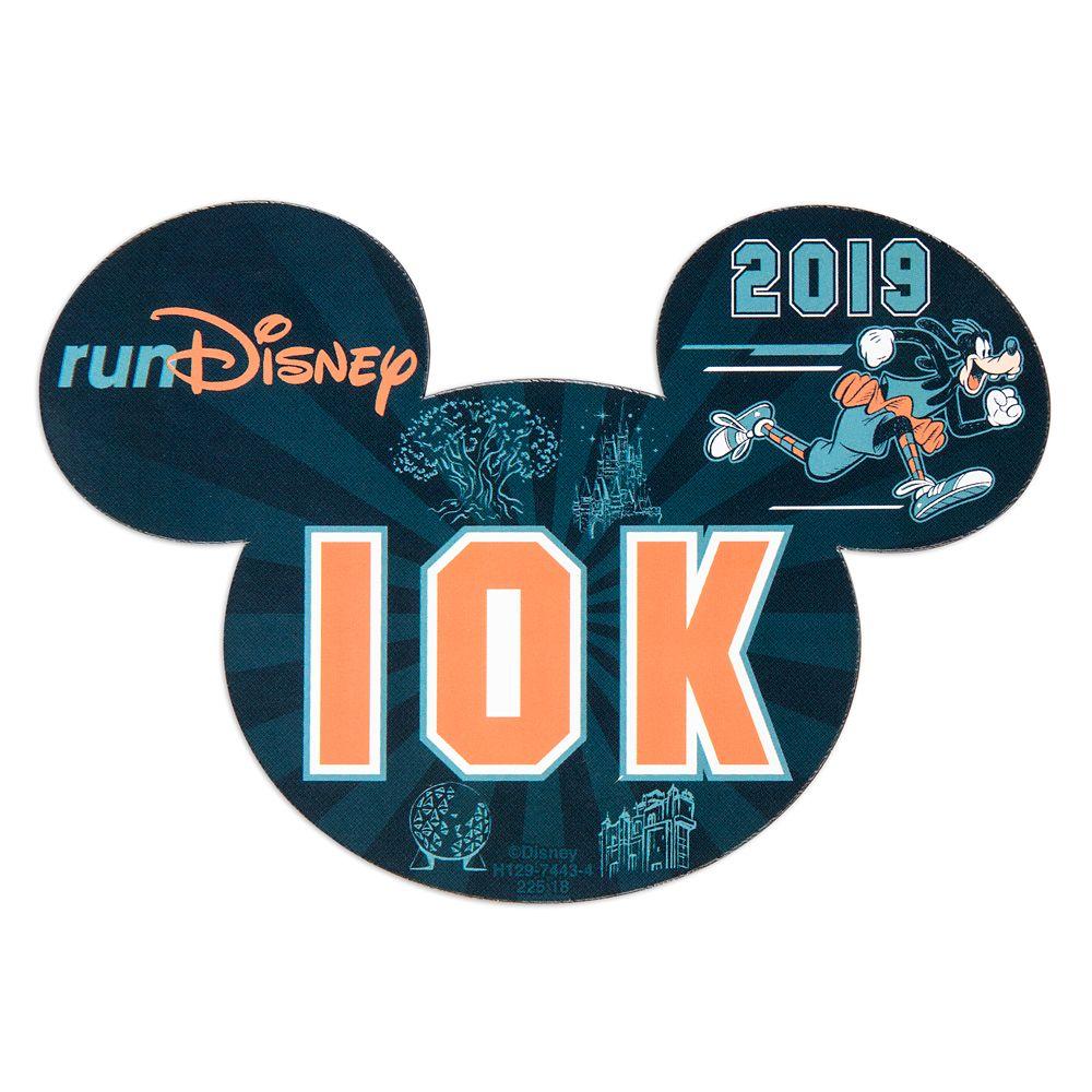 Goofy runDisney 2019 Magnet  10K