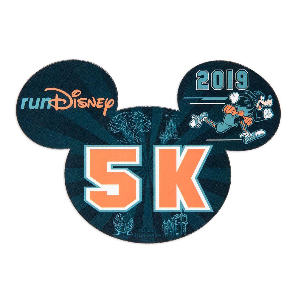 Goofy runDisney 2019 Magnet – 5K