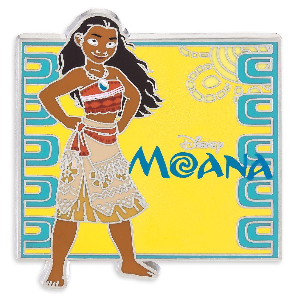 Moana Pin Official shopDisney