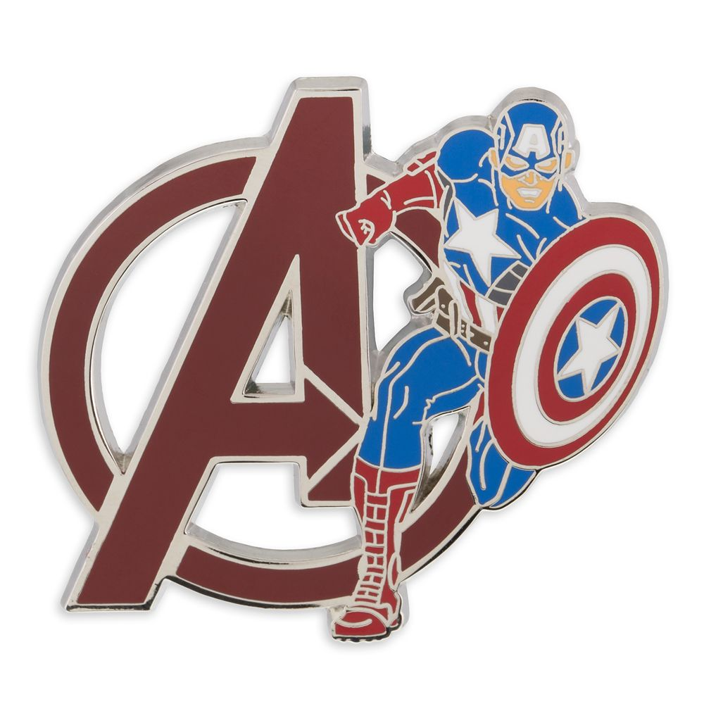 Captain America Pin – Marvel's Avengers
