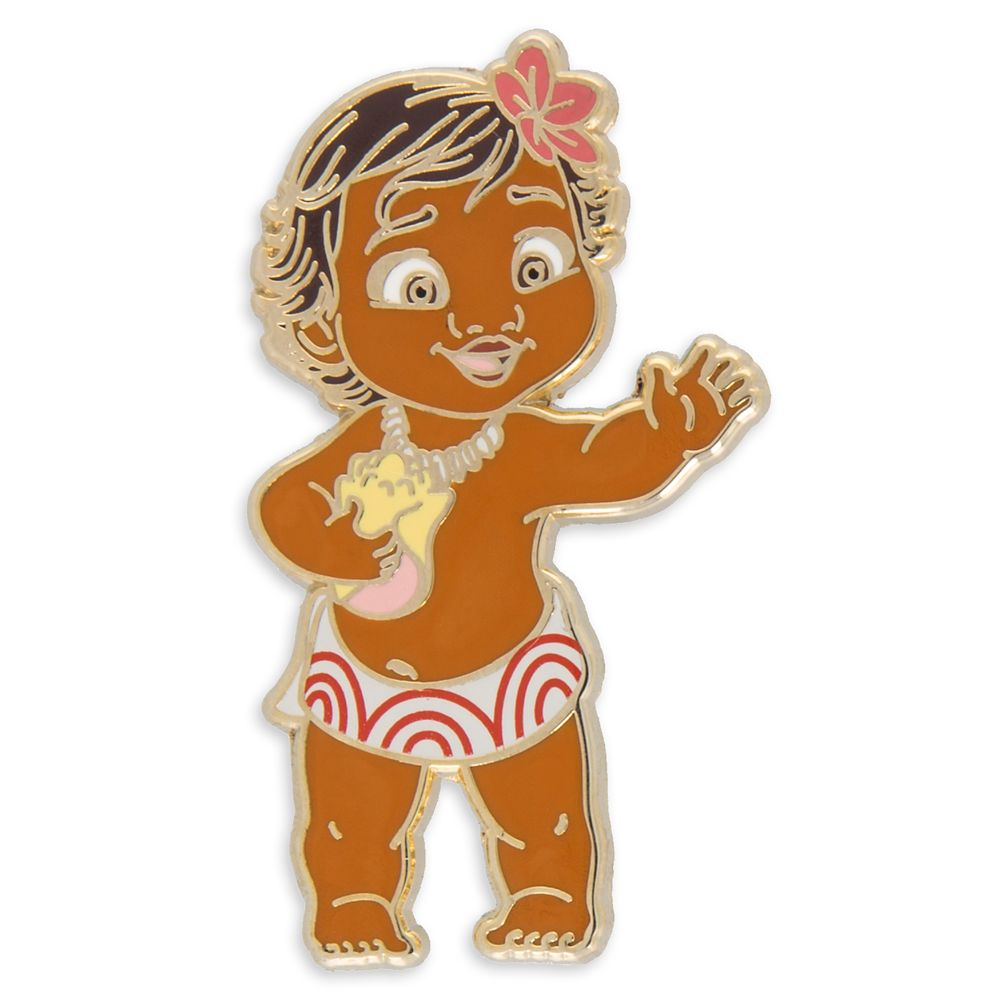 Baby Moana Pin Official shopDisney