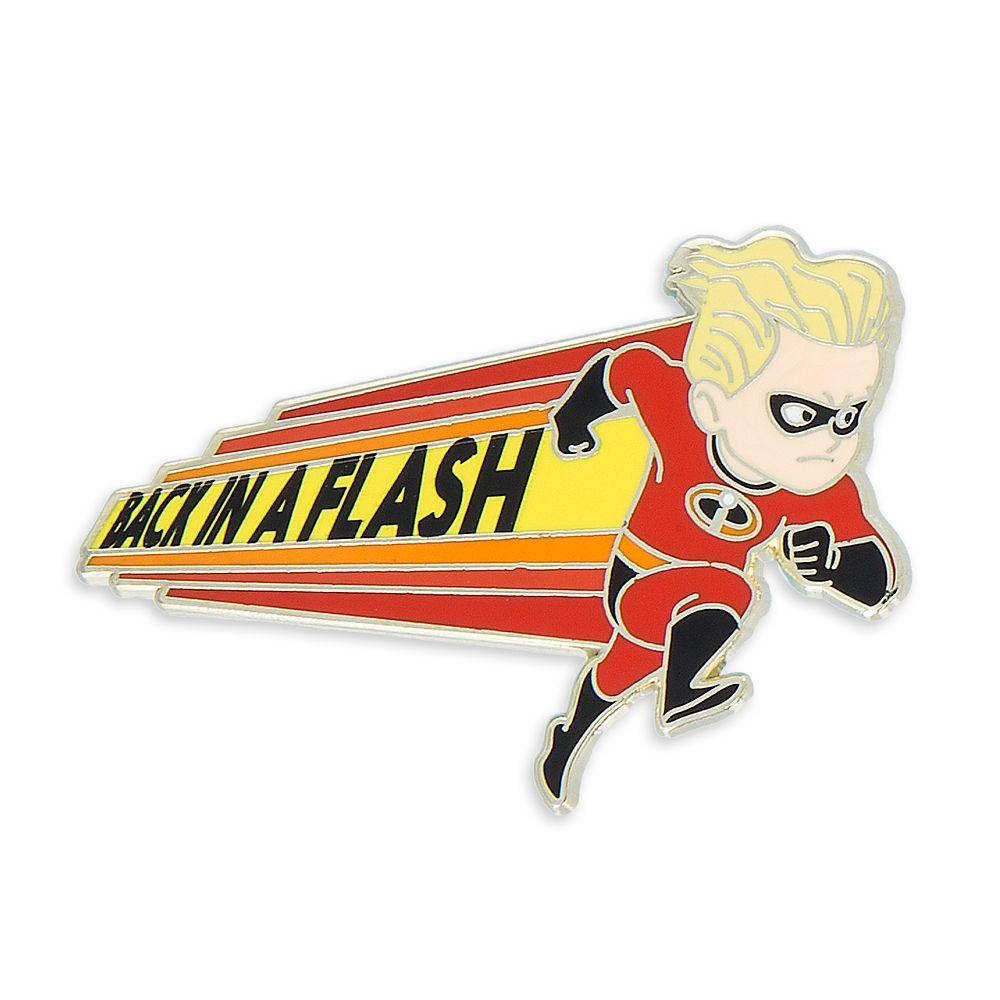 Dash Pin – Incredibles