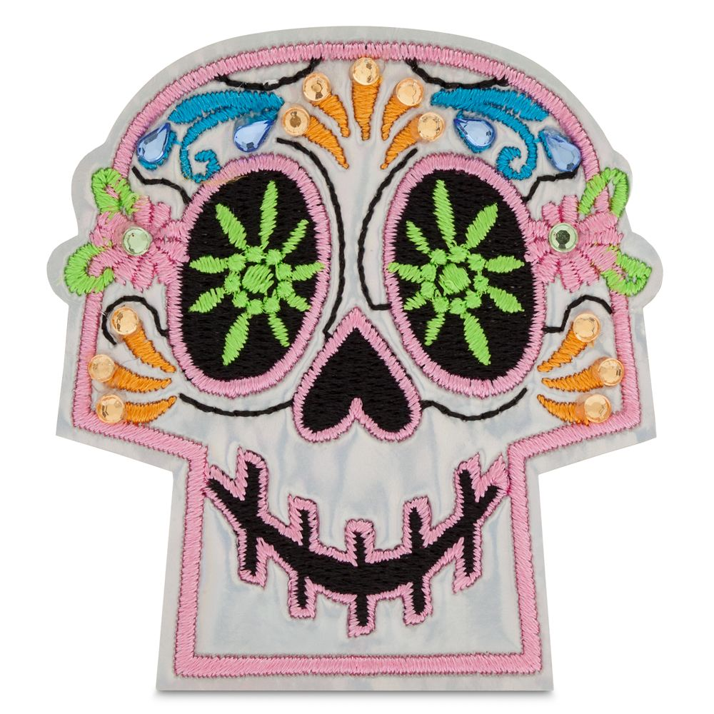 Coco Sugar Skull Patched