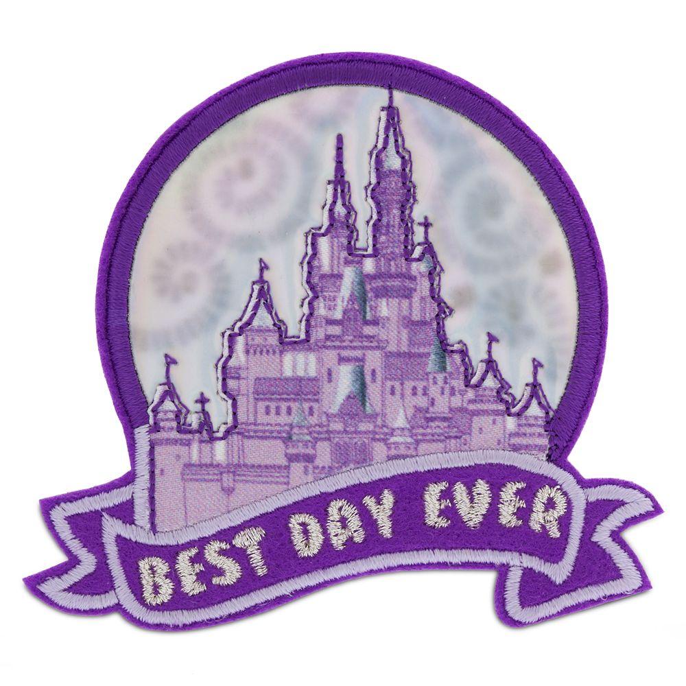 Fantasyland Castle ''Best Day Ever'' Patched