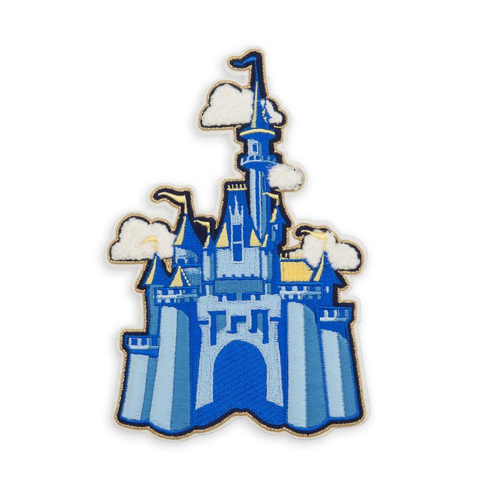 Cinderella Castle Patched – Walt Disney World
