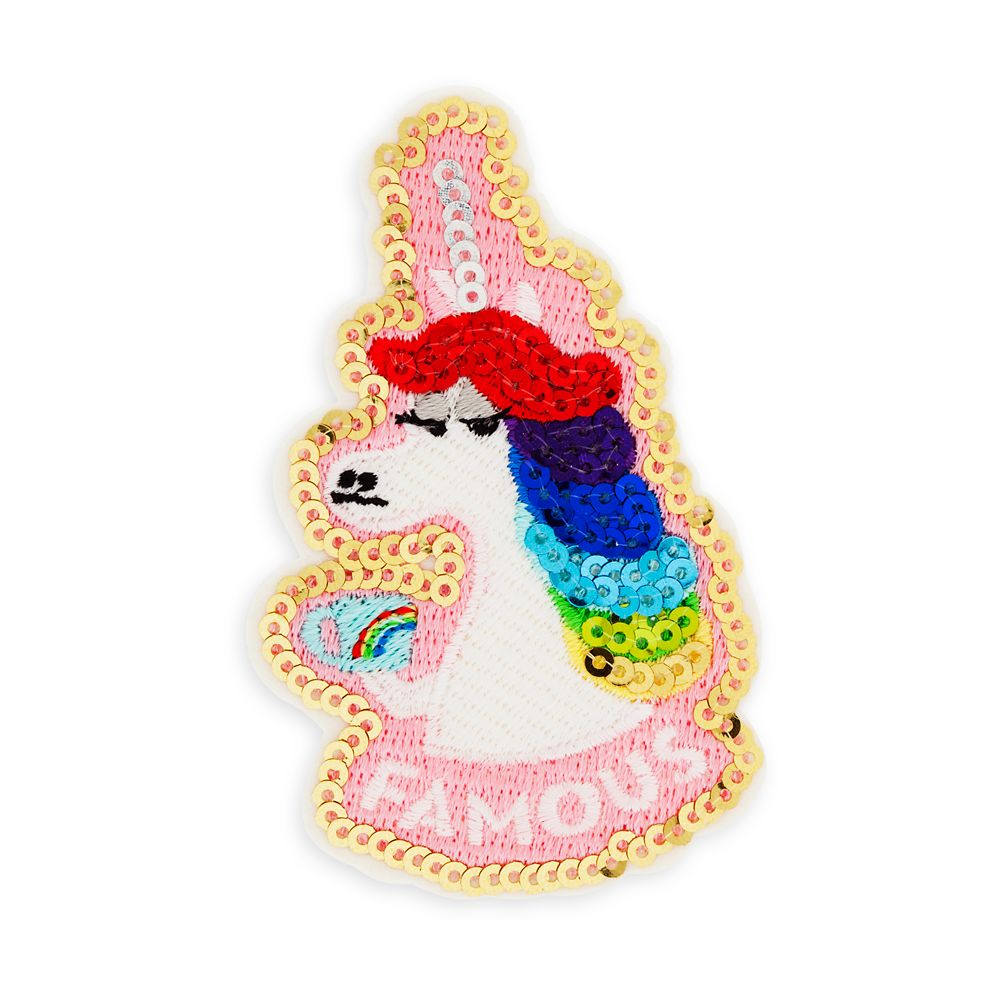 Rainbow Unicorn Patched – Inside Out