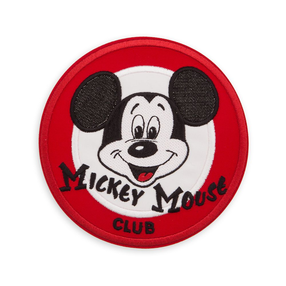 Mickey Mouse Club Patched