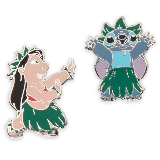 Lilo & Stitch Pin Set