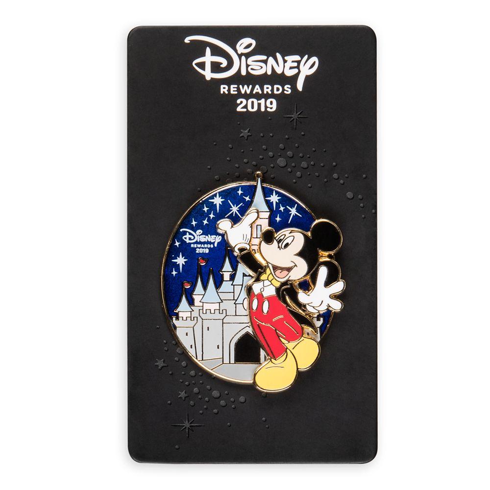 Mickey Mouse Tuxedo – Disney Rewards Cardmember Pin 2019