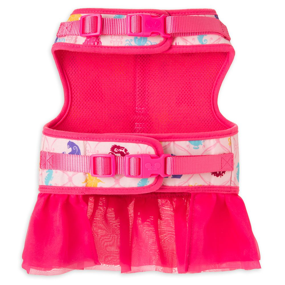 Disney Princess Dog Comfort Harness