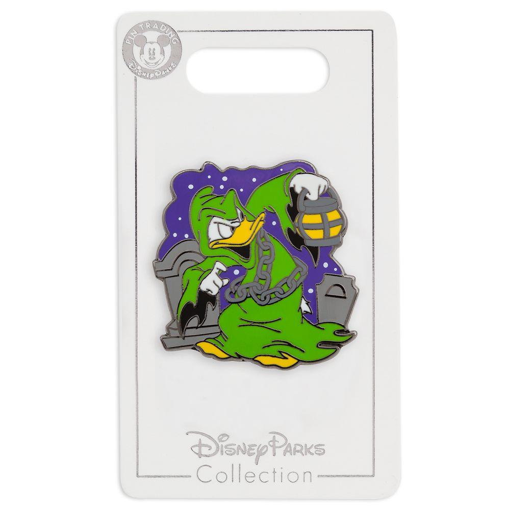 Donald Duck Halloween Pin
