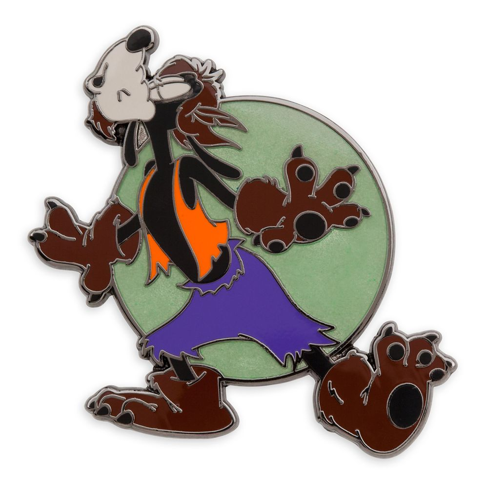 Goofy Halloween Pin Official shopDisney