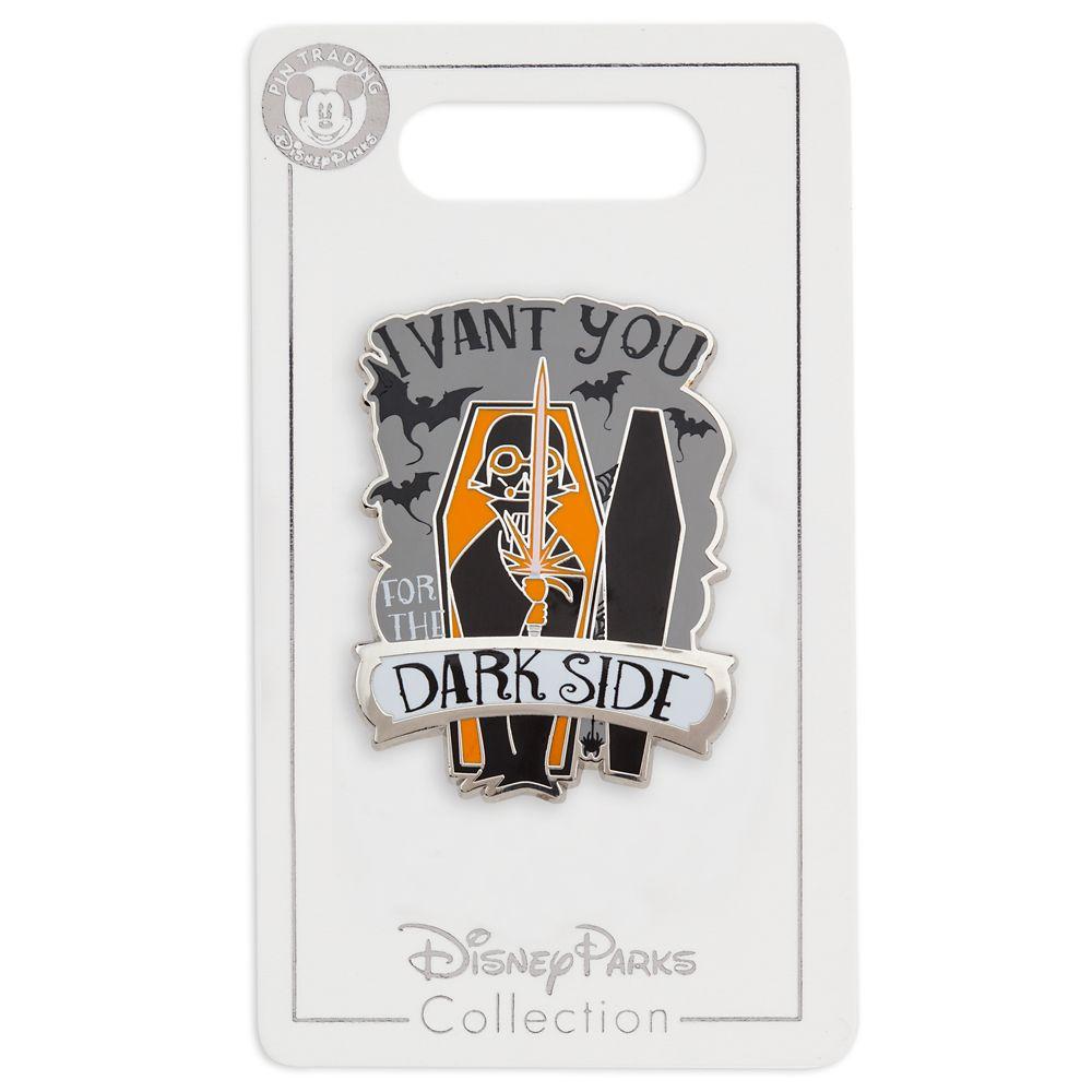 Darth Vader Halloween Pin