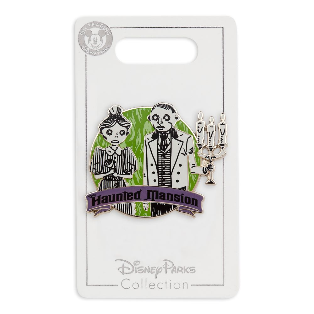 The Haunted Mansion Hosts Pin
