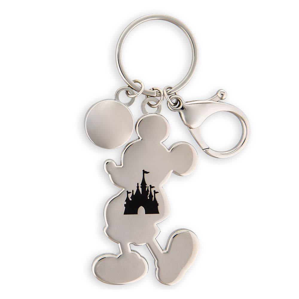 Rainbow Disney Collection Mickey Mouse Key Chain – Walt Disney World