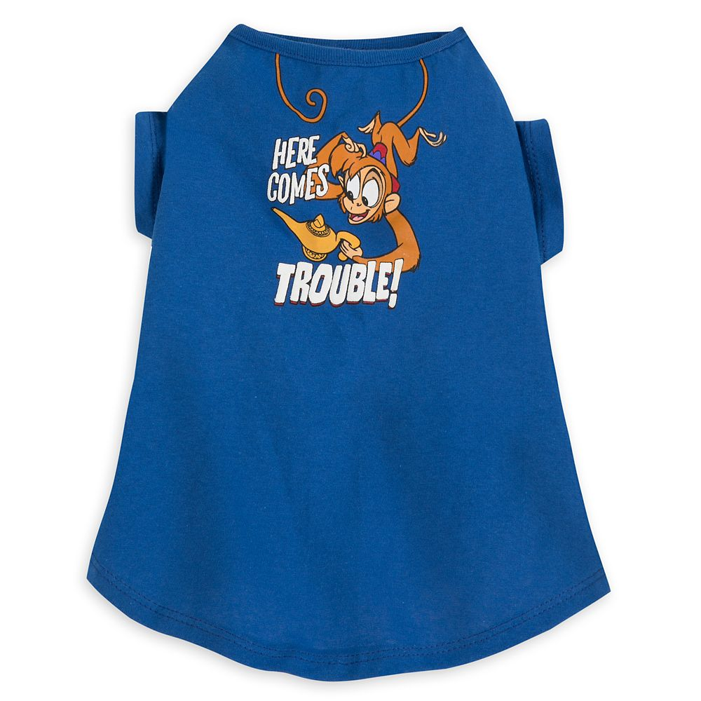 Abu T-Shirt for Dogs – Aladdin – Disney Tails