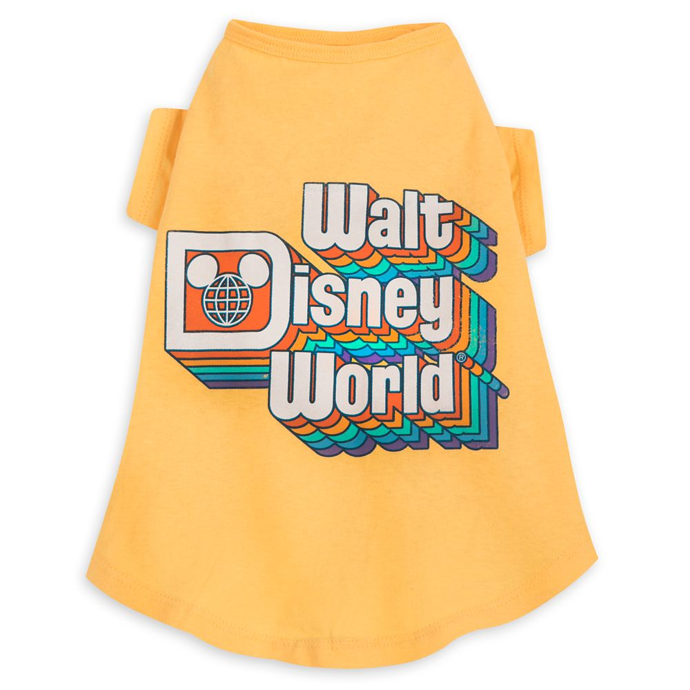 Walt Disney World Logo T-Shirt for Dogs – Disney Tails