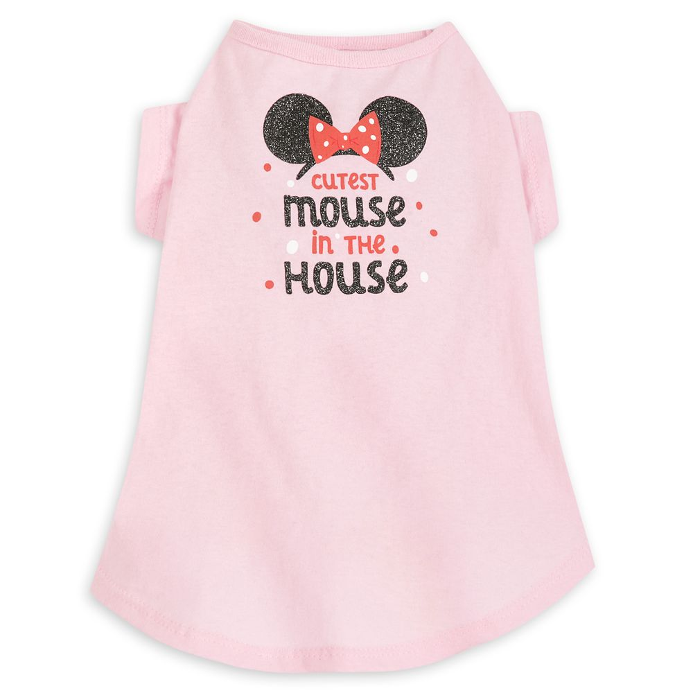 Minnie Mouse T-Shirt for Dogs – Disney Tails