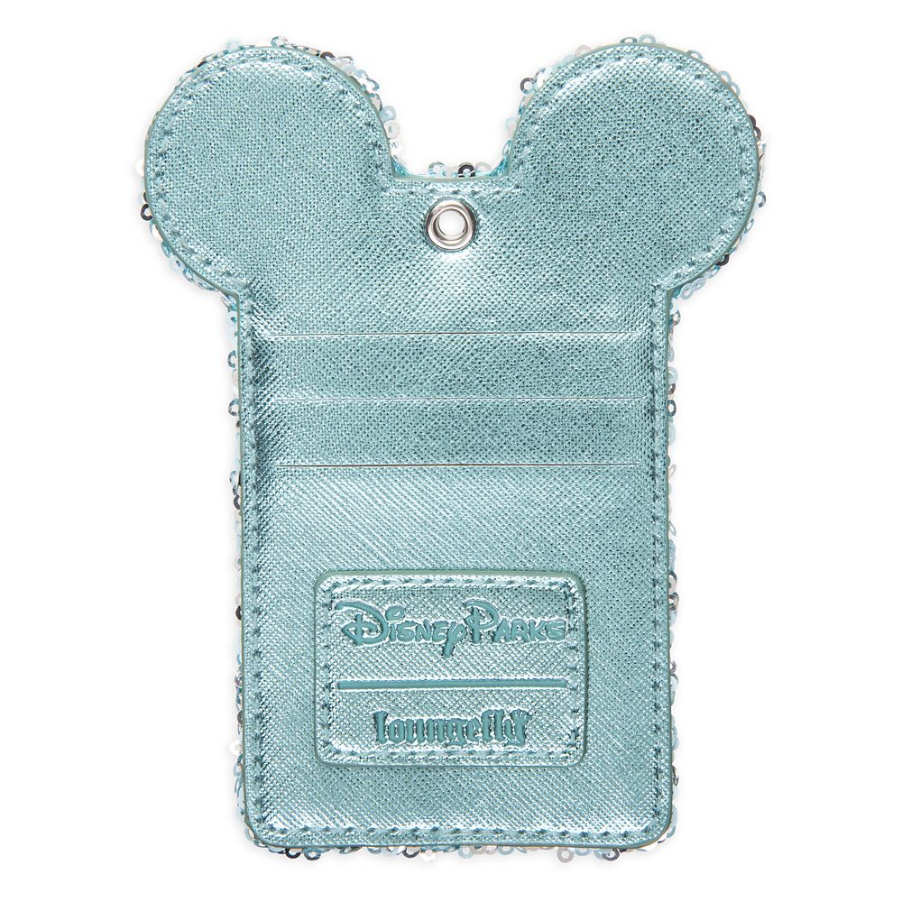 Minnie Mouse Lanyard and Pouch by Loungefly – Arendelle Aqua