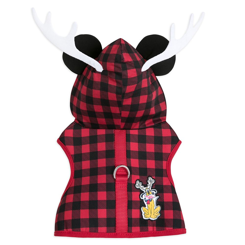 Mickey Mouse Holiday Pet Harness