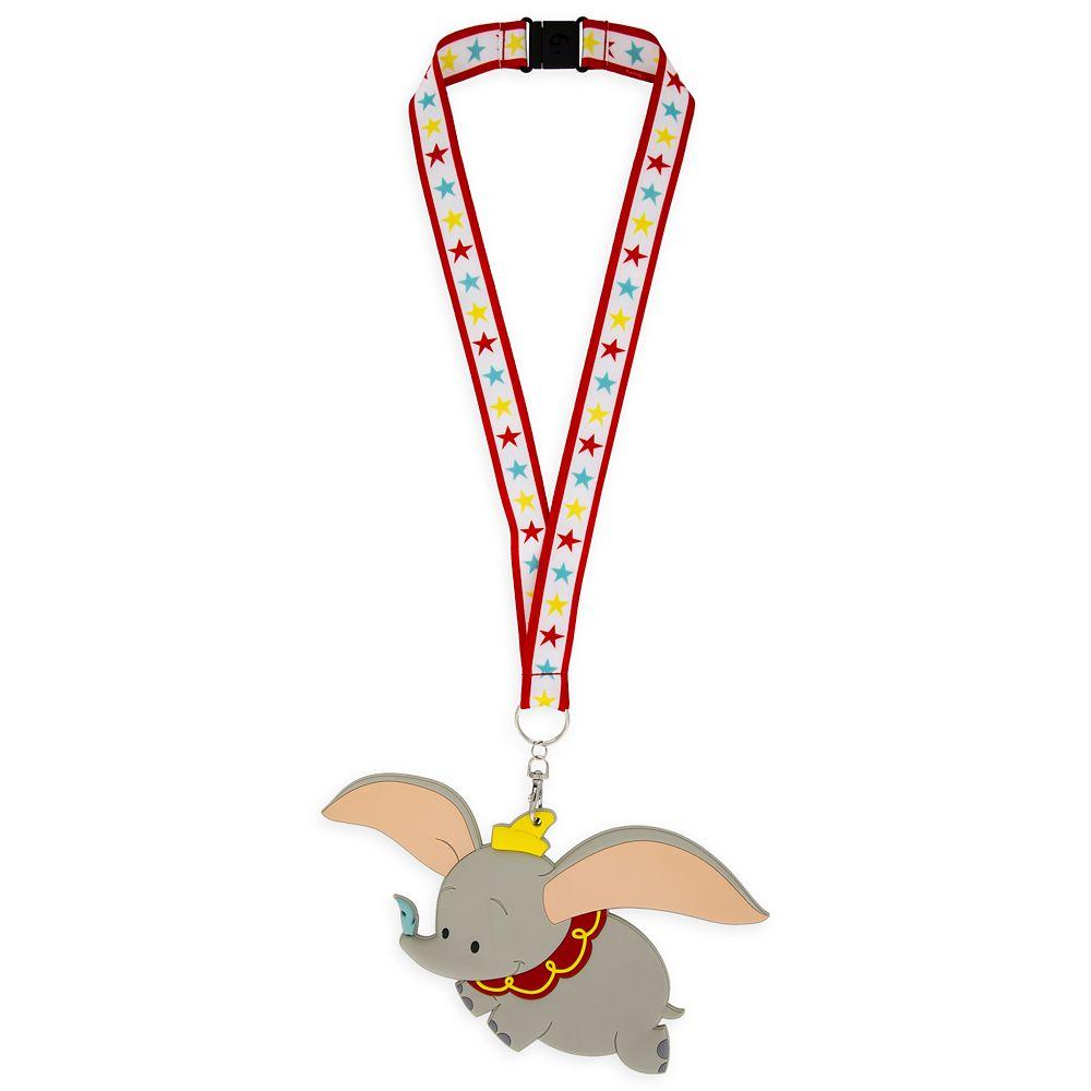 Dumbo ID Holder and Lanyard